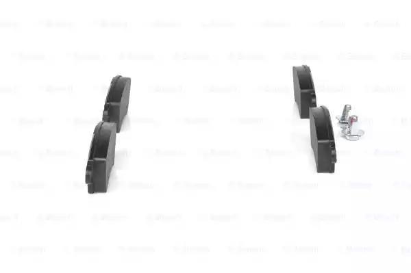 0 986 424 801 - Brake Pad Set, disc brake