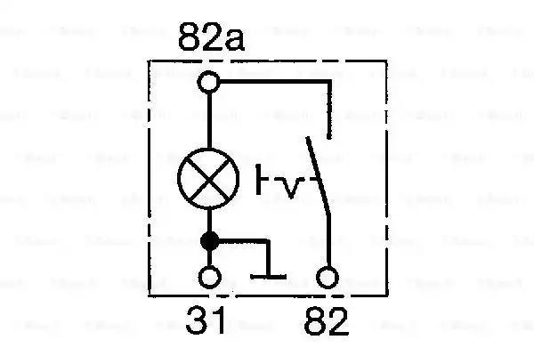 0 340 006 012 - Switch