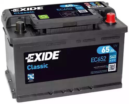 EC652 - Käivitusaku