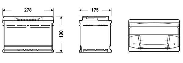 EB740 - Käivitusaku