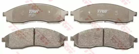 GDB3107 - Brake Pad Set, disc brake