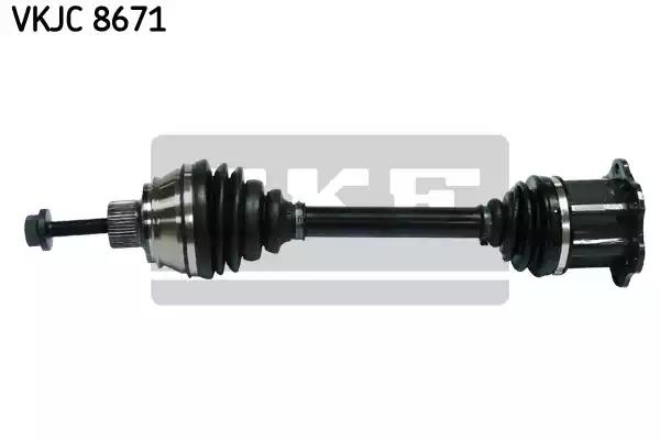 VKJC 8671 - Veovõll