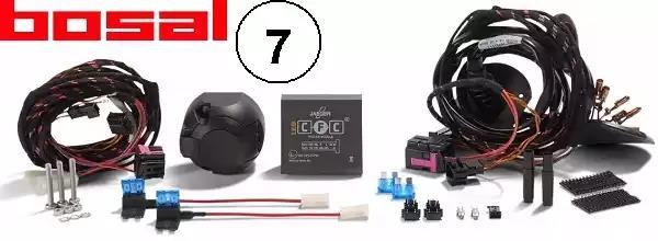 002-568 - Electric Kit, towbar