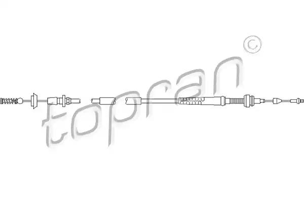 109 853 - Accelerator Cable
