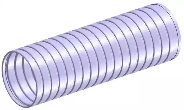 09920 - Corrugated Pipe, exhaust system