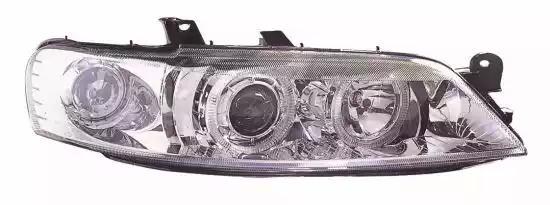 442-1141PXNDAM1 - Headlight Set