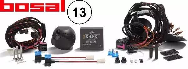 007-668 - Electric Kit, towbar
