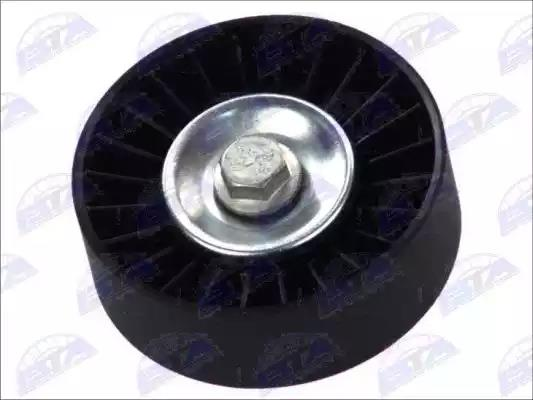 E2G4048BTA - Deflection/Guide Pulley, v-ribbed belt