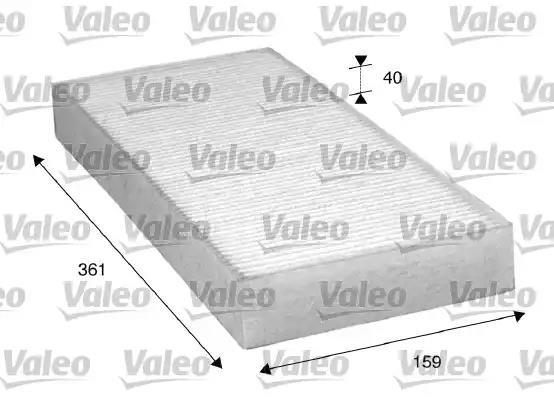 716035 - Filter, salongiõhk