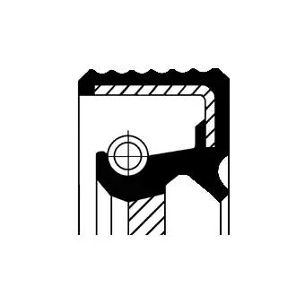 12016989B - Shaft Seal, manual transmission