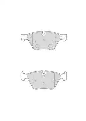 573364JC - Brake Pad Set, disc brake