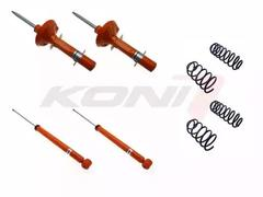 Suspension Kit, coil springs / shock absorbers