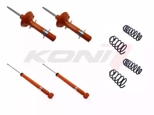 1120-5262 - Suspension Kit, coil springs / shock absorbers